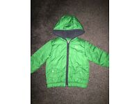 Original boys Lacoste jacket 5years