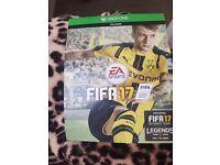 Xbox one fifa 17 game code