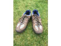 Pair of Hiking shoes size 4