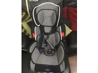 Bebe Style Convertiblle 1/2/3 Combination Car Seat and Booster Seat – Grey