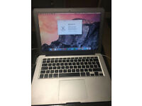 Apple MacBook Air 2010 13 Core 2 Duo 1.86GHz 128GB SSD 2GB RAM