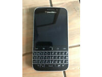 Blackberry Classic (good condition). With power cable
