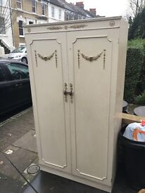 Large, sturdy wardrobe - £50