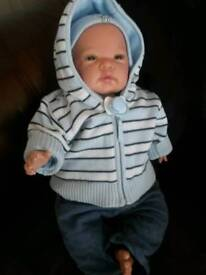 Reborn Baby Boy Doll. (New)