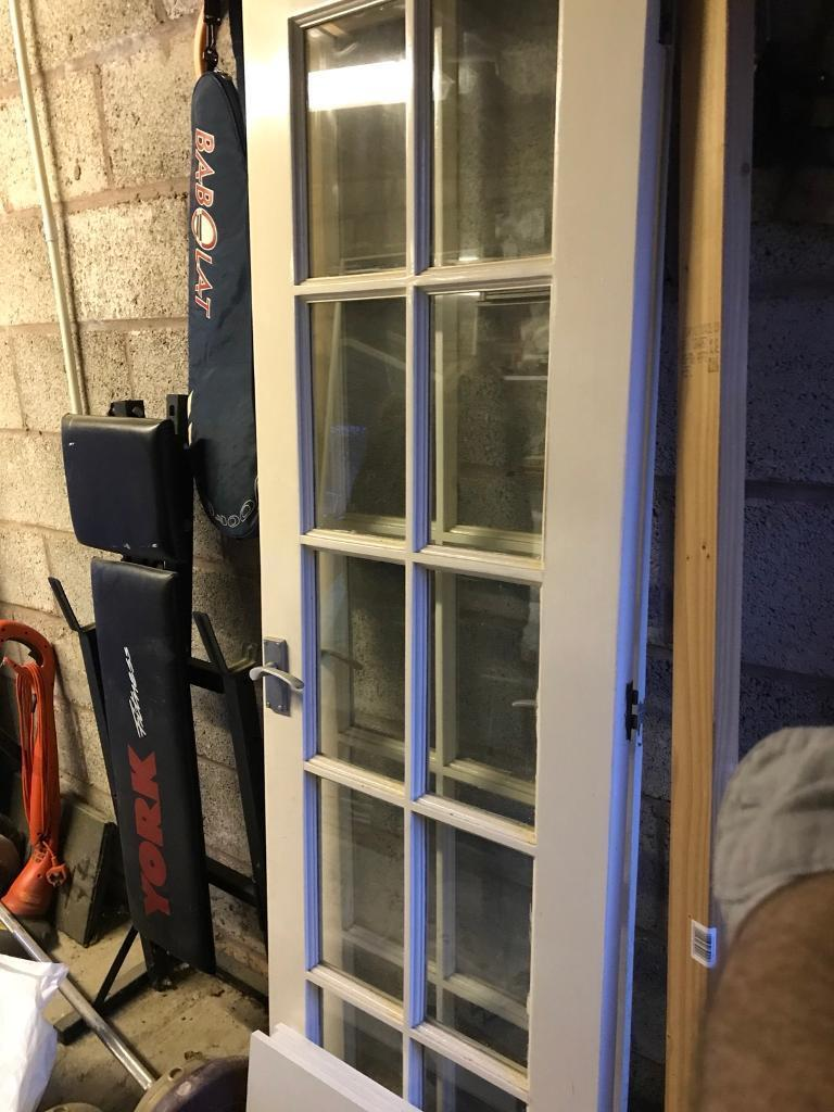 Internal Double Glass Doors In West End Hampshire Gumtree