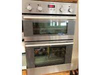 OVEN ELECTRIC DOUBLE ELECTROLUX AND GRILL FAN