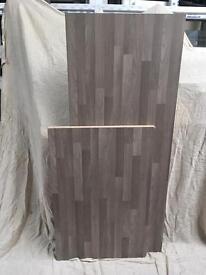 Light Grey Oak worktops