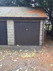 Single Garage in St Andrews