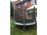 Kids Garden Trampoline in Good Used Condition (Free local delivery)
