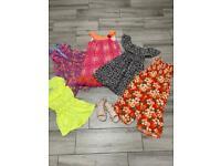 Girls summer clothes bundle