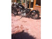 Harley Sportster bobber 1200cc
