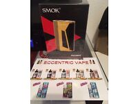 SMOK GX350 TC Box Mod . BRAND NEW STILL IN BOX GOLD
