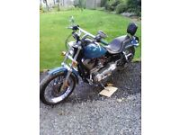 Harley Davidson Dyna Superglide 1450