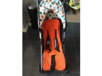 Cosatto cuddle monster buggy / stroller