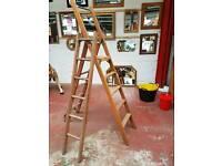 Stepaloft wooden ladder