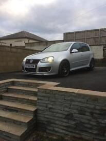 Stunning mk5 gti dsg , with all the extras and more , full history