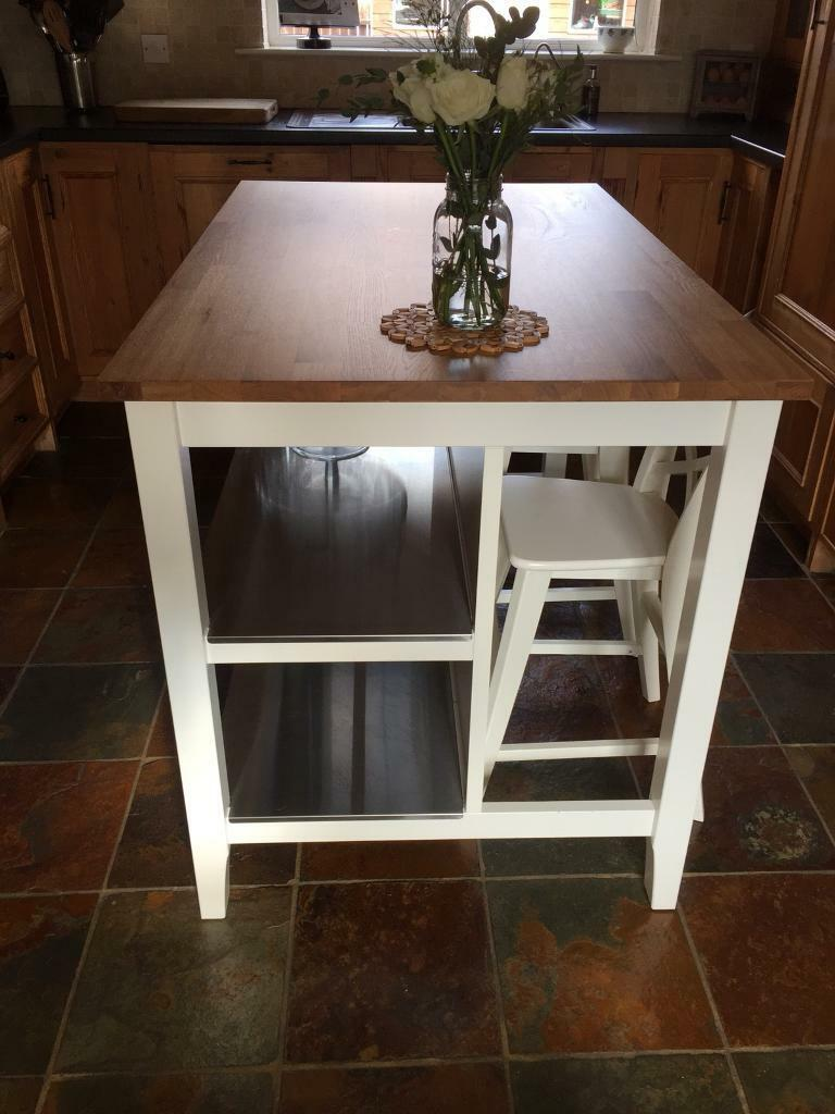Ikea Stenstorp Kitchen Island Stools Not Included In Portadown
