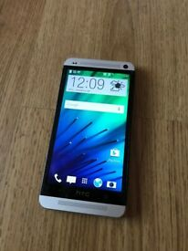HTC One M7 32GB (UNLOCKED) in Perfect Working Order