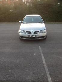 NISSAN ALMERA diesel good runner