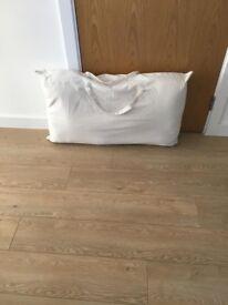 Premium Baby Cushion Lounger - 100% Un-Dyed Organic Cotton RRP £64.99
