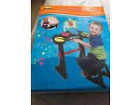 Kids electronic drum set