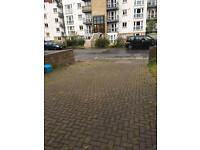 Central Edinburgh parking space 150 per month