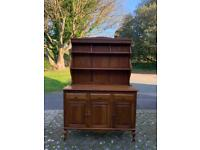 Adam Bede antique mahogany dresser