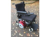 Quickie Hula Motorised Wheelchair. Can Deliver Locally