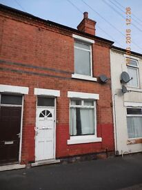 2 Bed Mid-Terraced House, Grimston Street, Nottingham, NG7 5QW