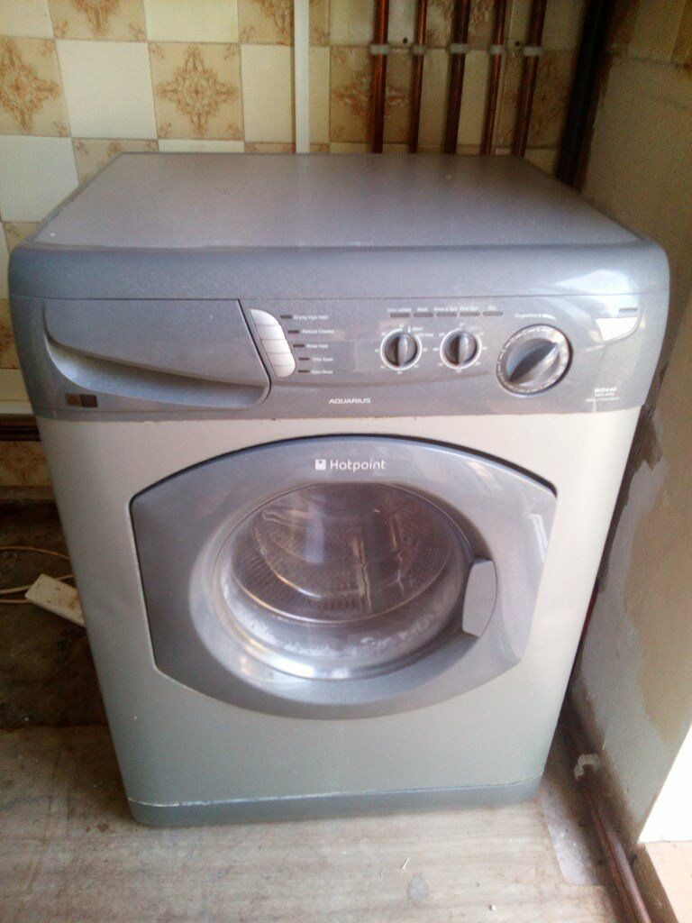 Washing machine Hotpoint Aquarius WD440 Washer Dryer