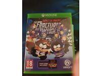 Xbox one game bundle. South park The fracture buttwhole & La noire. buy or swap