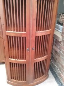 Solid wooden cabinet for sale