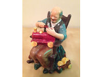 Royal Doulton figure ' The Toymaker ' HN 2250