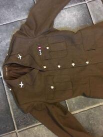 British army service 2 uniform paras