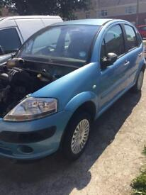 Citroen C3 1.4HDI for Spares