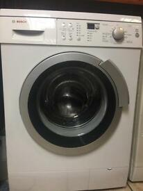 Bosch Washing machine 9kg like new worth £529 with Warranty
