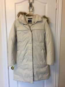 Women's North Face Down Coat with Hood