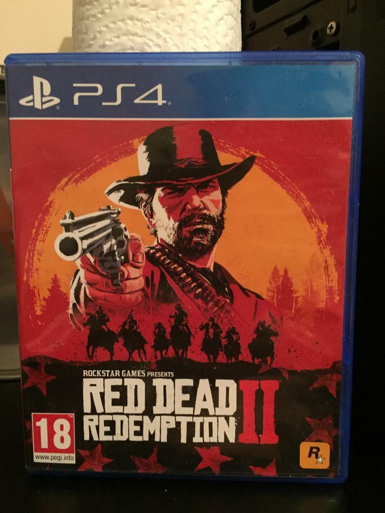Red Dead Redemption 2 PS4 | in Orsett, Essex | Gumtree