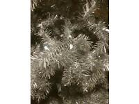 Silver&Grey Christmas tree