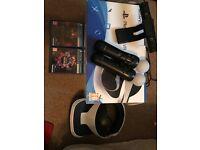 Playstation vr starter bundle ( mint condition)