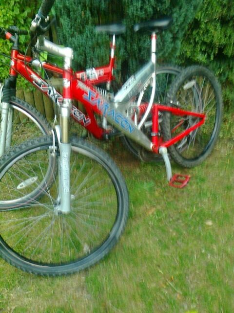 for sale are 2 bikes - both makes are Saracen - cheap bike - | in Hanham,  Bristol | Gumtree