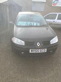 RENAULT MEGAN 1.5 DCI NEW CLUTCH MOT PANORAMIC ROOF!! £995