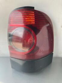 Volkswagen Sharan Tail Light