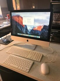 apple iMac 21.5 adobe cs6 i3 12gb