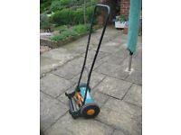 Manual/push lawnmower
