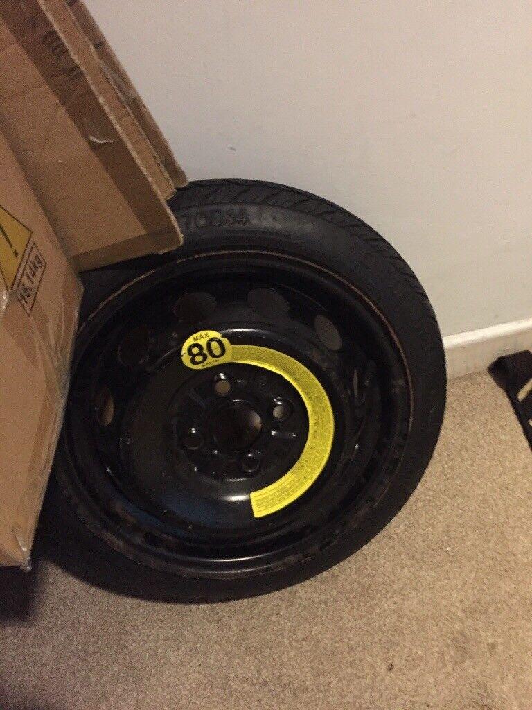 Spare tyre space saver £25