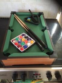 Pool Table (Table Top)