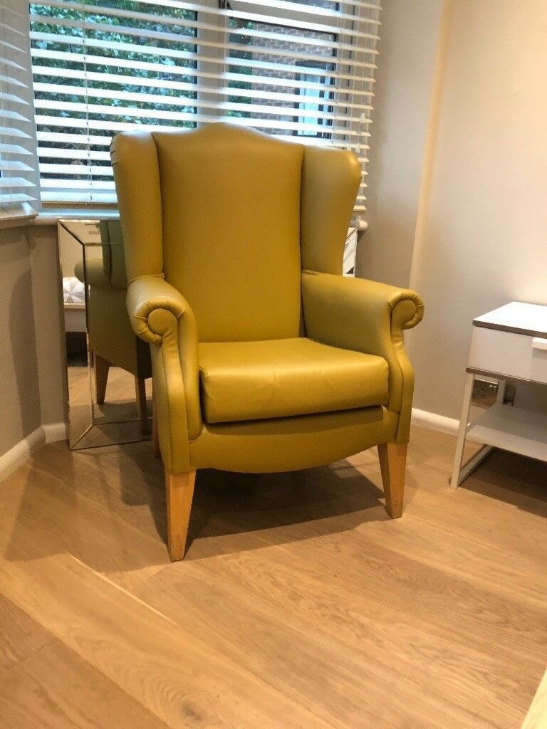Arm Chair (Wingback)