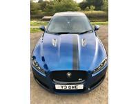 Jaguar XFR Facelift / FSH / Spires Stage 2