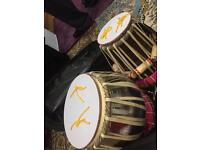 Musical instruments tabla